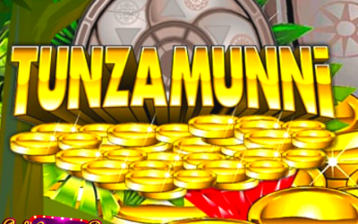 First Time with Tunzamunni Slot Machine