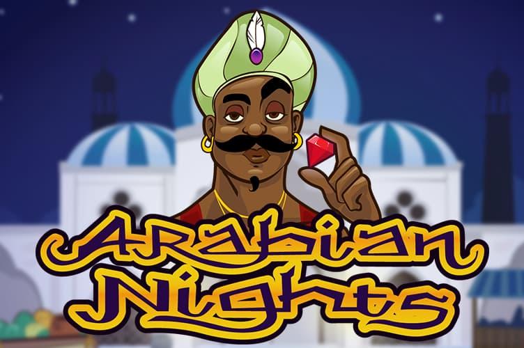 Unintentional Clash with Arabian Nights Slot Machines